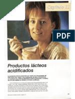 Manual de Industrias Lacteas Capitulo 11 Productos Lacteos Acidificados