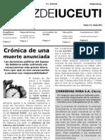 La Voz de IUCeutí nº 14 - Noviembre 2010