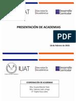 Programas de academias