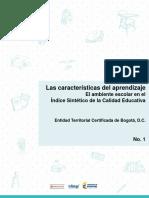 AMBIENTE ESCOLAR Indice sintetico de la calidad - educativa - bogota.pdf