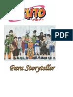 Livro Storyteller Naruto
