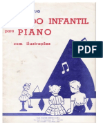 Método Infantil Para Piano 1