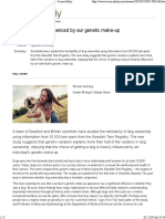 Owning a Dog is Influenced by Our Genetic Make-up -- ScienceDaily