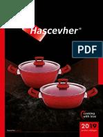 hascevher catalog 2019