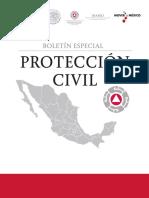 Proteccion Civil Boletin