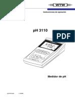 Manual PH 3110