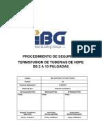 IBG-CAP15021-1701787-PR-0013 TERMOFUSION DE TUBERIAS DE HDPE DE 2 A 10 PULGADAS v02.docx