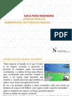 Sem 03 Ppt-esp Vectoriales