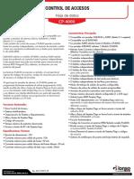 data-sheet-control+de+accesos