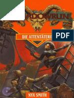 Shadowrun 14 - Die Attentaeterin - Nyx Smith