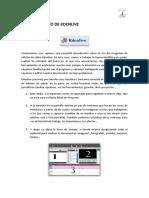Manual Kdenlive Actividad Tema 6 Realizacion