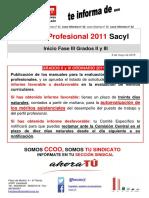 INFORMA_32_20190508_ Carrera 2011 Fase Lll