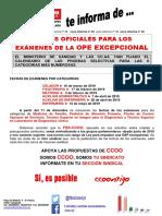 Informa_20171128_36 Fechas de Examenes Ope