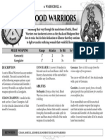 AoS Blood Warriors En