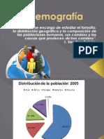 POWER Demografía
