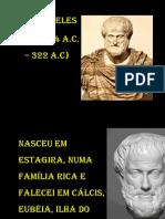 Aristóteles - Slides