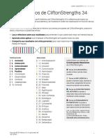Perfil de 34 Talentos y Liderazgo de José Daniel Quizhpi Romero