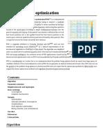Particle Swarm Optimization - Wikipedia