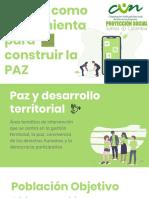 Propuesta (La CUN como herramienta para construir PAZ).pptx