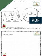 Cuaderno Para Trabajar El Cuerpo Humano PDF Parte2