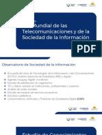 Resultados de 5ª Encuesta de Conocimientos, Actitudes y Prácticas de Ciudadanía Digital