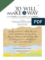 Musical God Will Make a Way (Sendas Dios Hará) Español