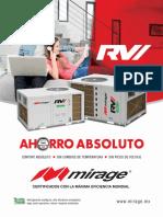 MIRAGE EQUIPOS INVERTER