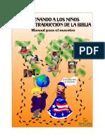 Manual Enseñando a los niños sobre la Traduccion Biblica.pdf