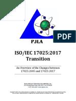17025 Transition Book