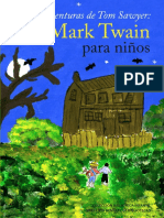 Aventuras de Tom Sawyer - MarkTwain para niños.pdf