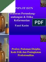 Kode Etik Dan Pedoman Disiplin Apoteker Butir 12