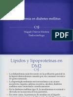 014. Dislipidemia en Dm2