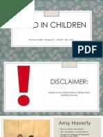 adhd in children