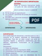Documentos de Exportación e Importación abcdefg