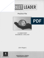 Longman - Market Leader, Practice File, Elementary Business English, 99 pages.pdf