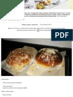 PAN QUEMADO - Masas, panes y repostería - Blog de Mª EVA FERNANDEZ GARCIA de Thermomix® Valencia