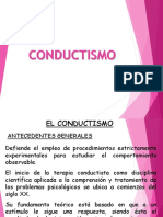CONDUCTISMO PPT