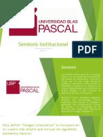 Semiosis institucional
