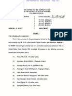 Randall Scott Indictment