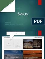 SWAY Tut 03 Como Trabajar Con Textos