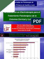 actualizacion en electroterapia