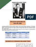 Primer Gobierno de Fernando Belaunde Terry (1)