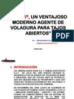 146181290 Estructura de Costos en Las Operaciones de La Empresa Minera