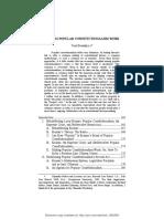 DONNELLY. Making popular constitucionalismo work.pdf