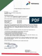Daftar Kontraktor APMI 2007