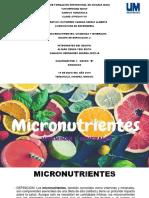 Presentación1 Vitamnas y Mineraless