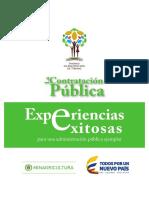 MANUAL DE EXPERIENCIAS EXITOSAS EN LA CONTRATACION PUBLICA. - URT..PDF