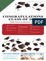 Tallahassee area graduations 2019