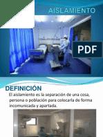 Aislamiento y tipos de aislamiento..pdf