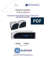 Comercial DP_17_252_rev1 - COMSA - 1 x RPV311, 1 x RA331
